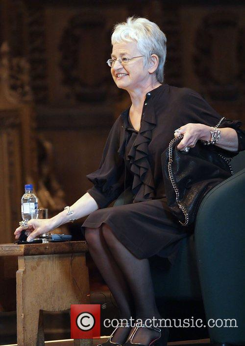 bestselling childrens author dame jacqueline wilson at 4043606