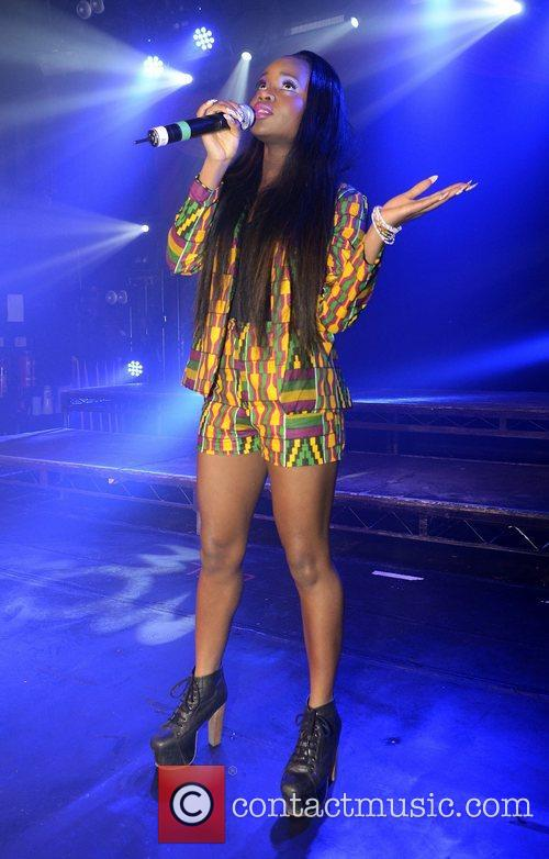 A.M.E performing at G-A-Y at Heaven London, England