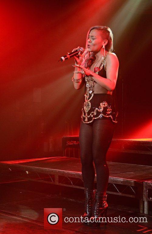 Jade Ellis performing at G-A-Y at Heaven London,...