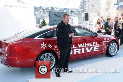 Andy Goss  Jaguar's 'Chill NY' event celebrating...