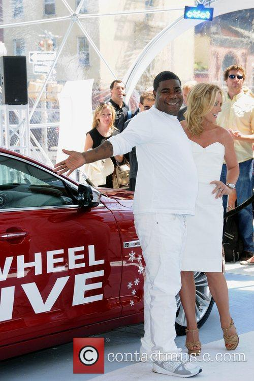 Jane Krakowski and Tracy Morgan 4