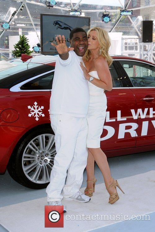 Jane Krakowski and Tracy Morgan 6