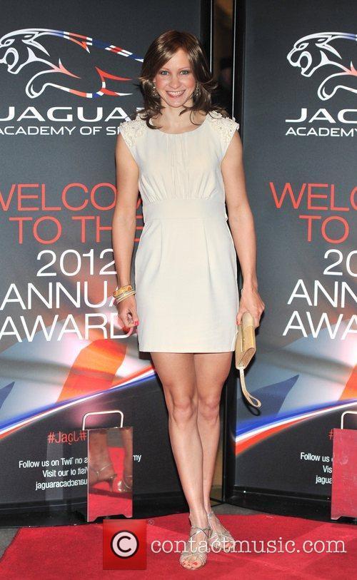 Joanna Rowsell Jaguar Academy of Sport Annual Awards...