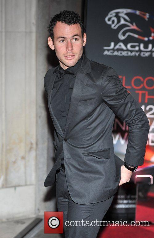 Mark Cavendish Jaguar Academy of Sport Annual Awards...