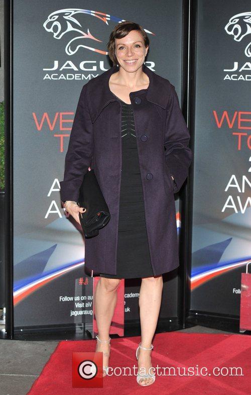Kate Walsh Jaguar Academy of Sport Annual Awards...