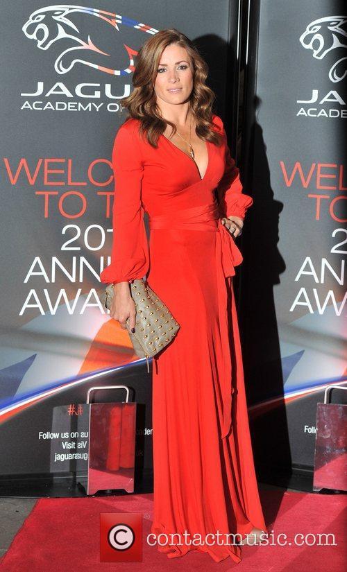 Natalie Pinkham Jaguar Academy of Sport Annual Awards...