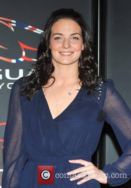 Keri-Anne Payne Jaguar Academy of Sport Annual Awards...