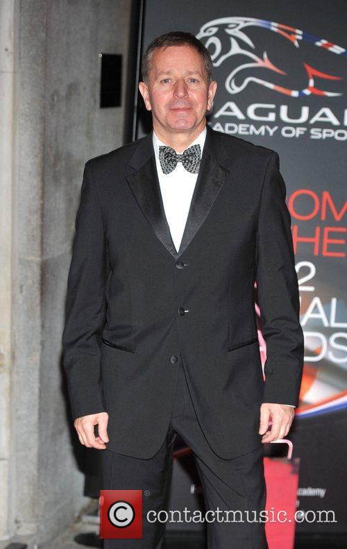 Martin Brundle Jaguar Academy of Sport Annual Awards...