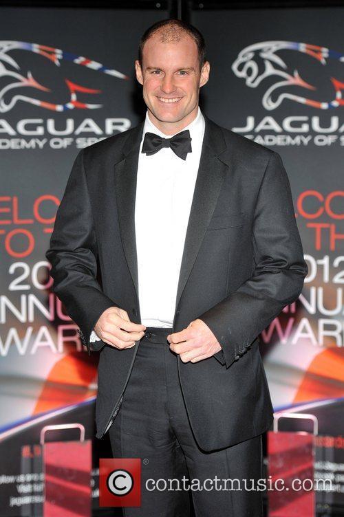 Andrew Strauss Jaguar Academy of Sport Annual Awards...