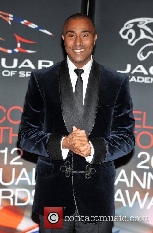 Colin Jackson Jaguar Academy of Sport Annual Awards...
