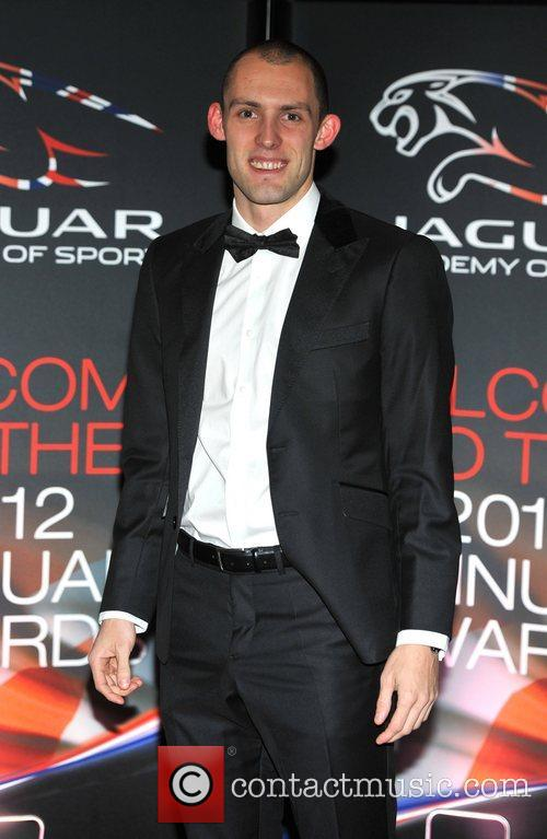 Dai Greene Jaguar Academy of Sport Annual Awards...