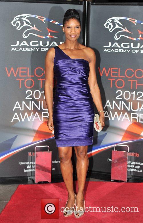 Denise Lewis Jaguar Academy of Sport Annual Awards...