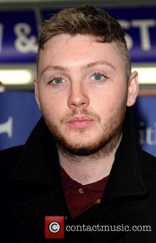 James Arthur and X Factor 6