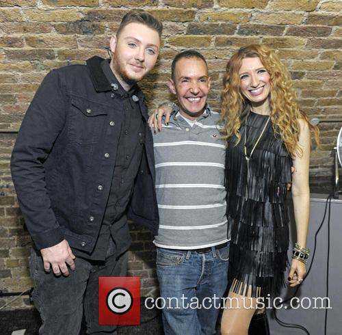 James Arthur, Guest, Melanie Masson and X Factor 9