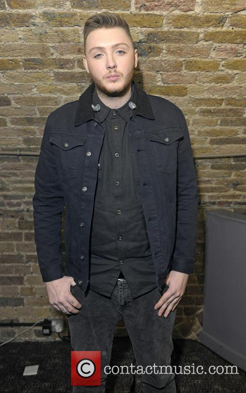 James Arthur and X Factor 30