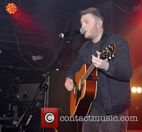 James Arthur and X Factor 5