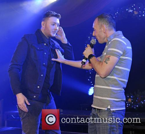James Arthur and X Factor 24