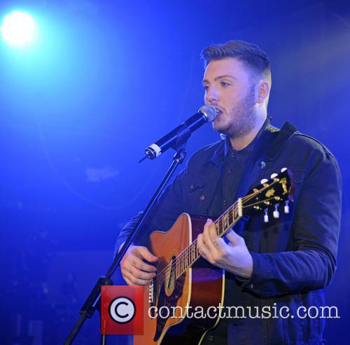 James Arthur and X Factor 15