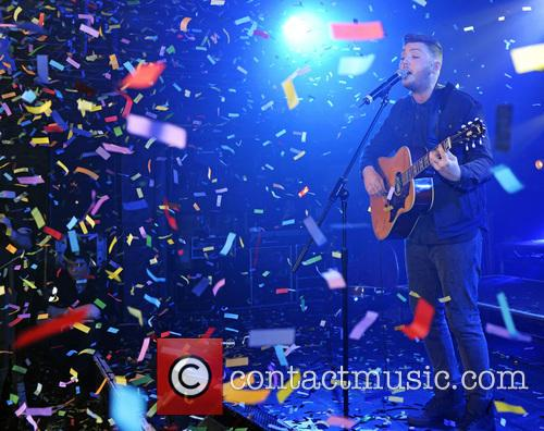 James Arthur and X Factor 26