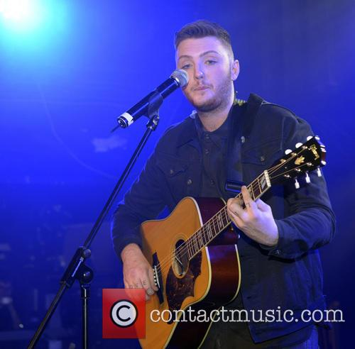 James Arthur and X Factor 8