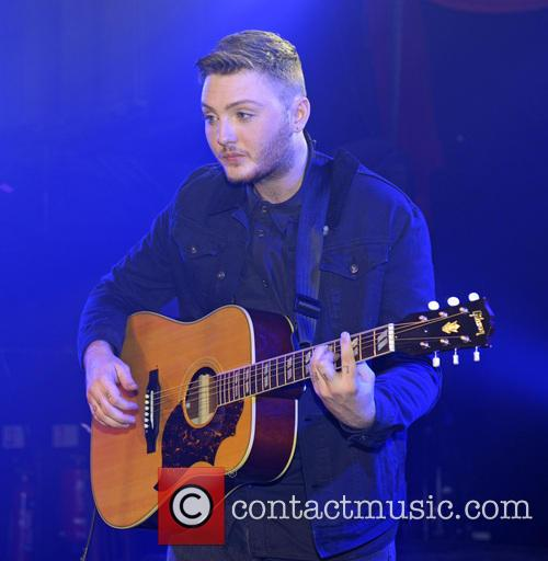 James Arthur and X Factor 23