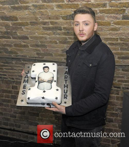 James Arthur and X Factor 1