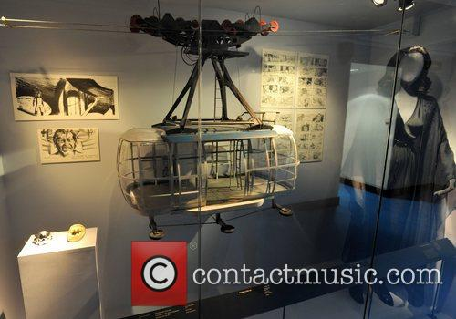 Cable car from 'Moonraker', 1979 Designing 007 -...