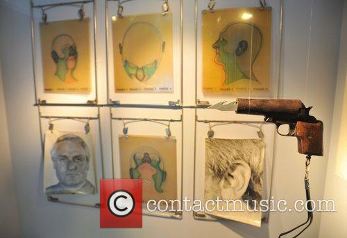 Various props Designing 007 - Fifty Years of...