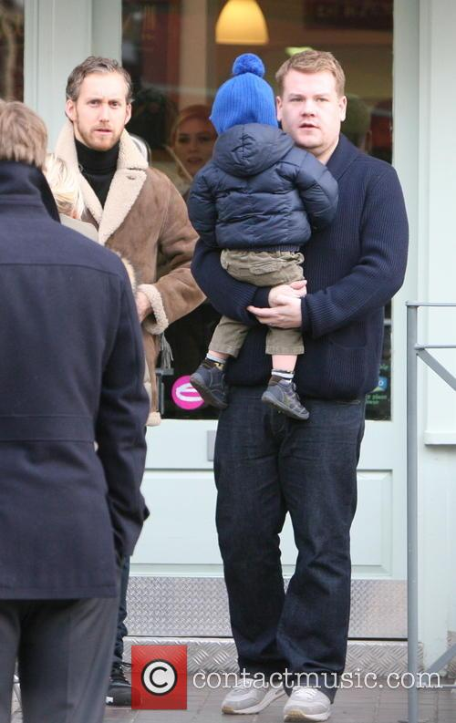 James Cordon, Julia Carey, Max and Primrose 5