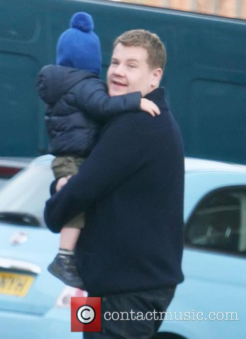 James Cordon, Julia Carey, Max and Primrose 4