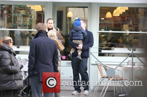 James Cordon, Julia Carey, Max and Primrose 1