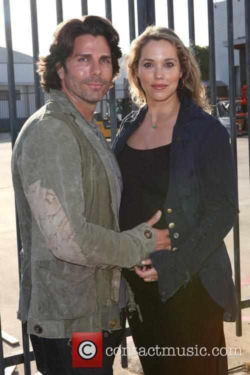 Elizabeth Berkley and Greg Lauren 2