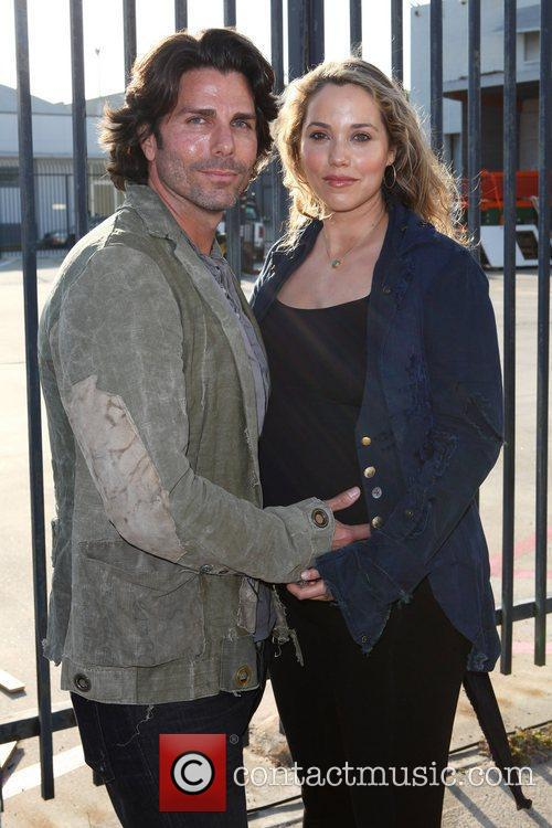 Elizabeth Berkley and Greg Lauren 3
