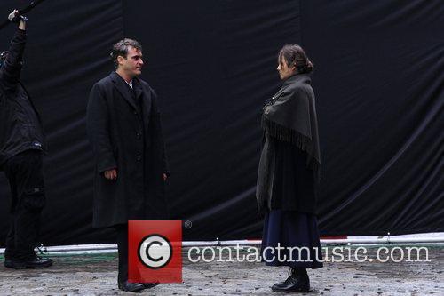Joaquin Phoenix and Marion Cotillard 3