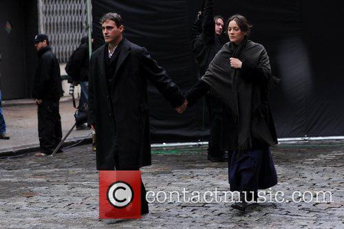 Joaquin Phoenix and Marion Cotillard 6