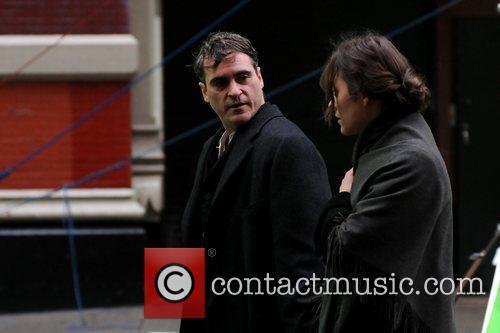 Joaquin Phoenix and Marion Cotillard 7