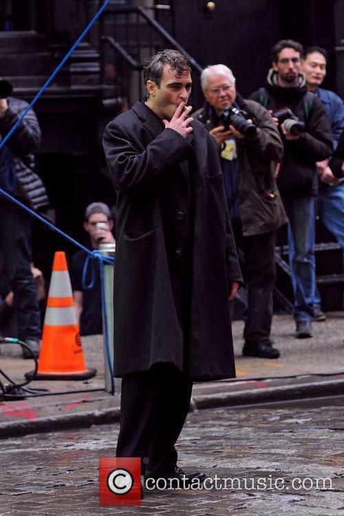 Joaquin Phoenix and Marion Cotillard 10