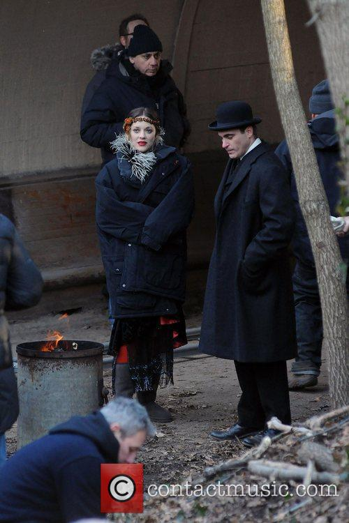 Joaquin Phoenix, Brooklyn, James Gray and Marion Cotillard 5