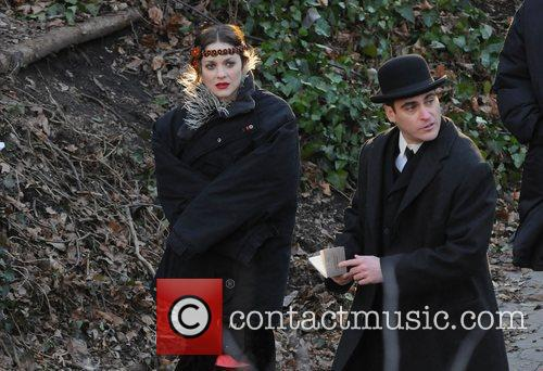 Joaquin Phoenix, Brooklyn, James Gray and Marion Cotillard 6