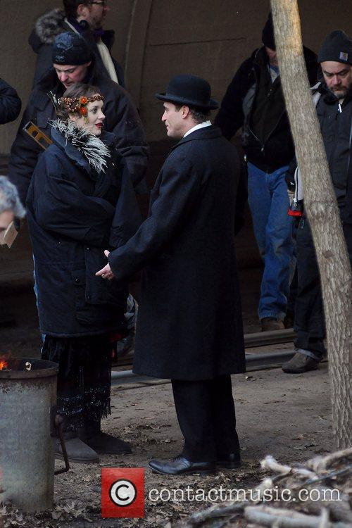 Joaquin Phoenix, Brooklyn, James Gray and Marion Cotillard 7