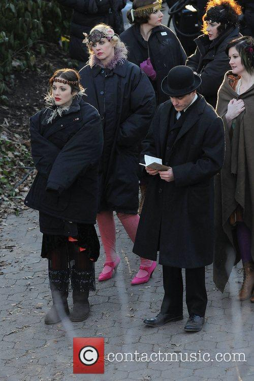 Joaquin Phoenix, Brooklyn, James Gray and Marion Cotillard 1
