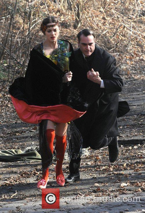 Joaquin Phoenix, Brooklyn, James Gray and Marion Cotillard 9
