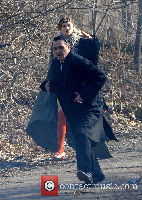 Joaquin Phoenix, Brooklyn, James Gray and Marion Cotillard 10