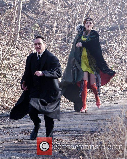 Marion Cotillard, Brooklyn, James Gray and Joaquin Phoenix 7