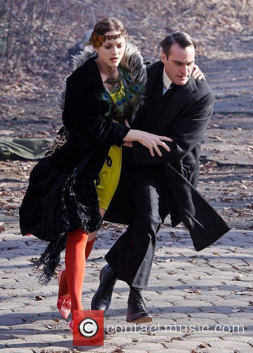 Marion Cotillard, Brooklyn, James Gray and Joaquin Phoenix 11