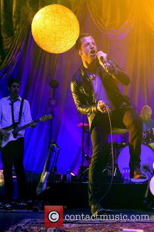 James Morrison performing live at the O2 Academy...