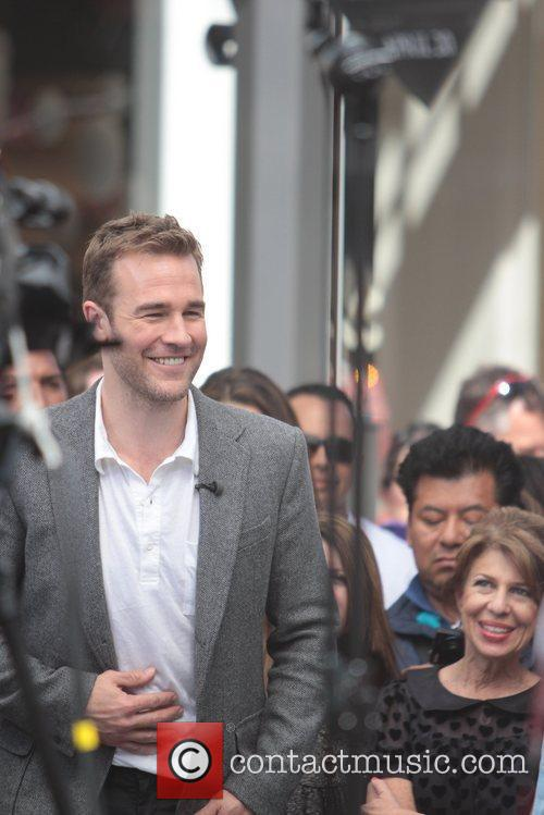 James Van Der Beek 7