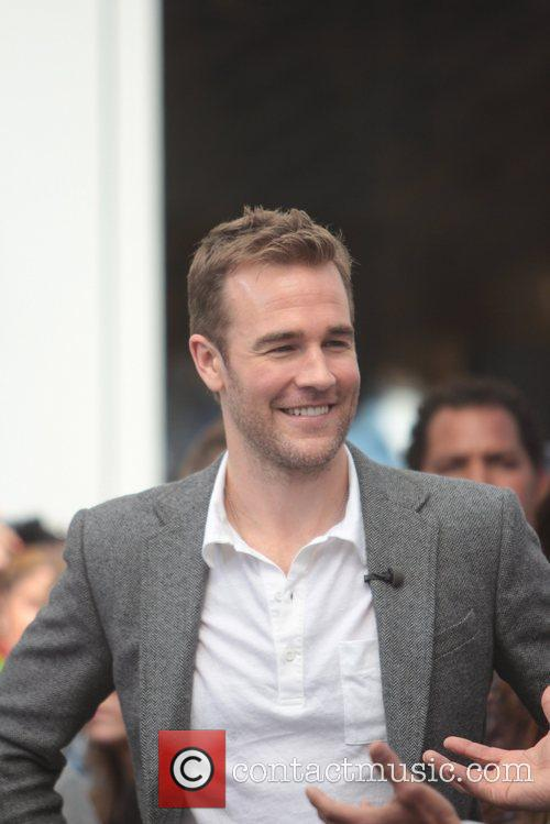 James Van Der Beek 9