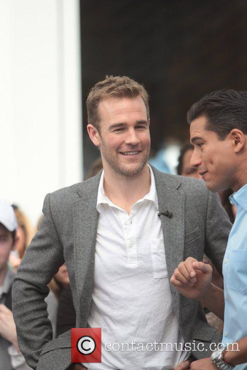 James Van Der Beek 10