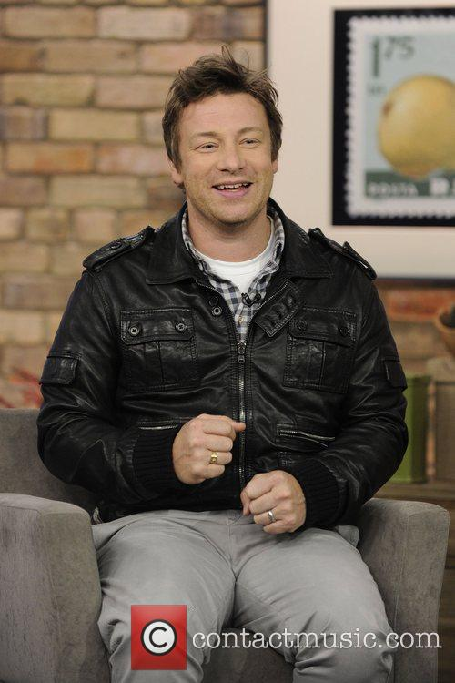 Jamie Oliver  appears on CTV's The Marilyn...